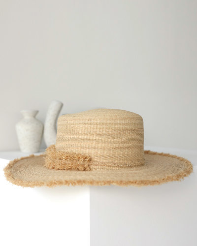 H1345/Wide Summer Raffia Hat_2c
